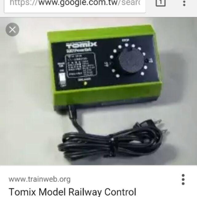 Tomix 5001控制器