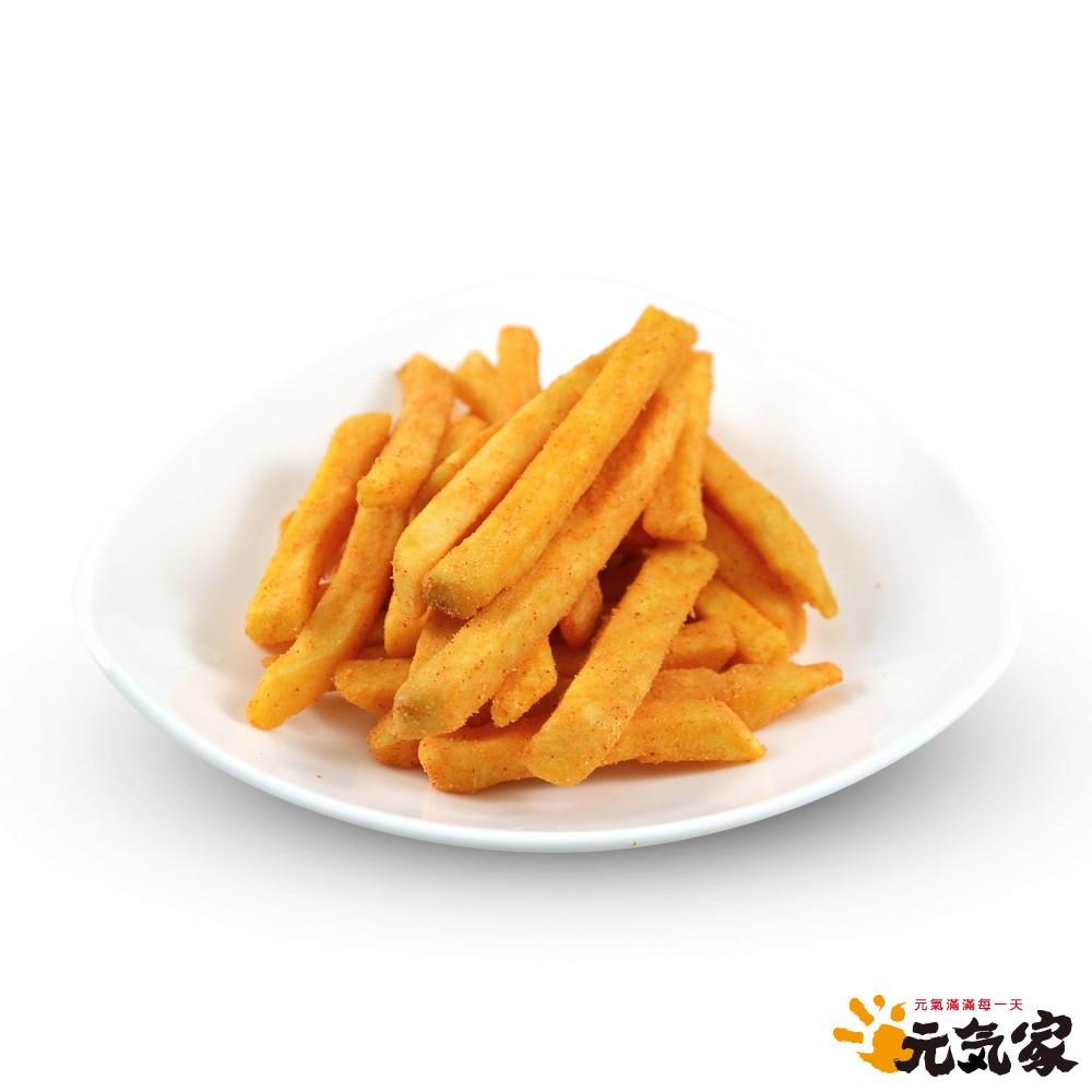 元氣家 御薯起司地瓜脆條(100g)