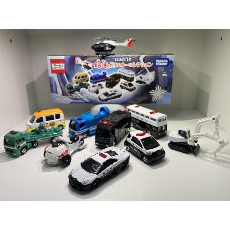 <阿爾法>Tomica 多美 幻走18 抽抽樂 幻18 多美小汽車 合金玩具車