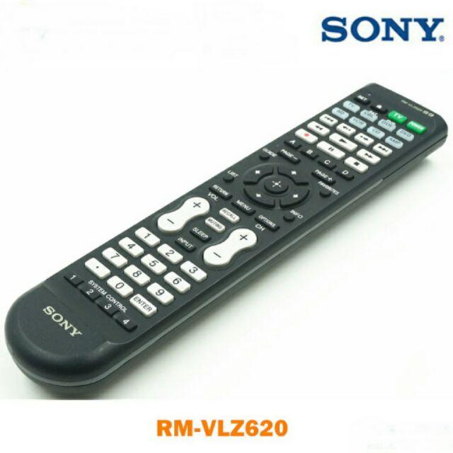 RM-VLZ620 SONY 萬用遙控器可設定8組設備 非RM-991
