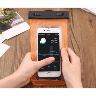 #特價通用型防水手機袋/ 手機套(橘、灰、桃紅三色可挑)iphone6s/ 6s plus/ 7/ 7plus 彰化縣