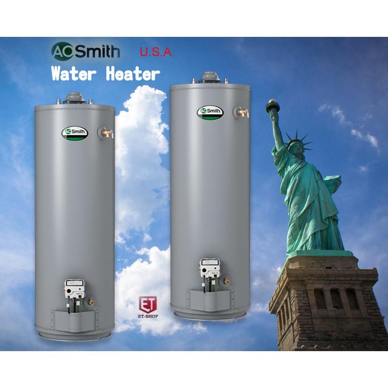 《金來買生活館》美國 AO Smith 史密斯 FCG100 瓦斯熱水爐 100加侖 儲水式 瓦斯熱水器