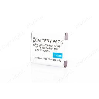 [YoYo攝影] 全新Casio NP-150 高容量鋰電池 TR350 /  TR50 /  TR60 /  TR70 台北市