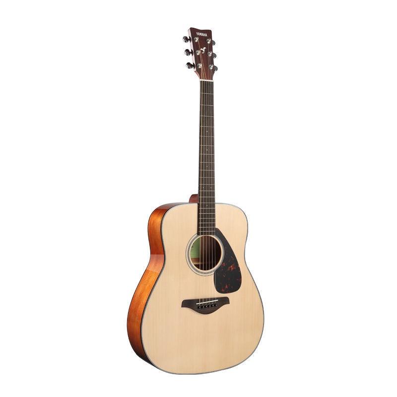 【初学神器】YAMAHA雅馬哈FG800單板民謠電箱木吉他初學者學生男女41/40寸