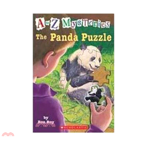 A to Z Mysteries #19: The Panda Puzzle【三民網路書店】[73折]