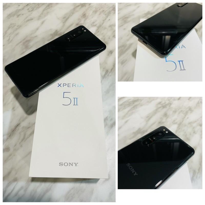 💈5/6更新!降價嘍!💈二手機 台灣版 Sony Xperia5 II (6.1吋 8RAM 256GB 雙卡雙待 )