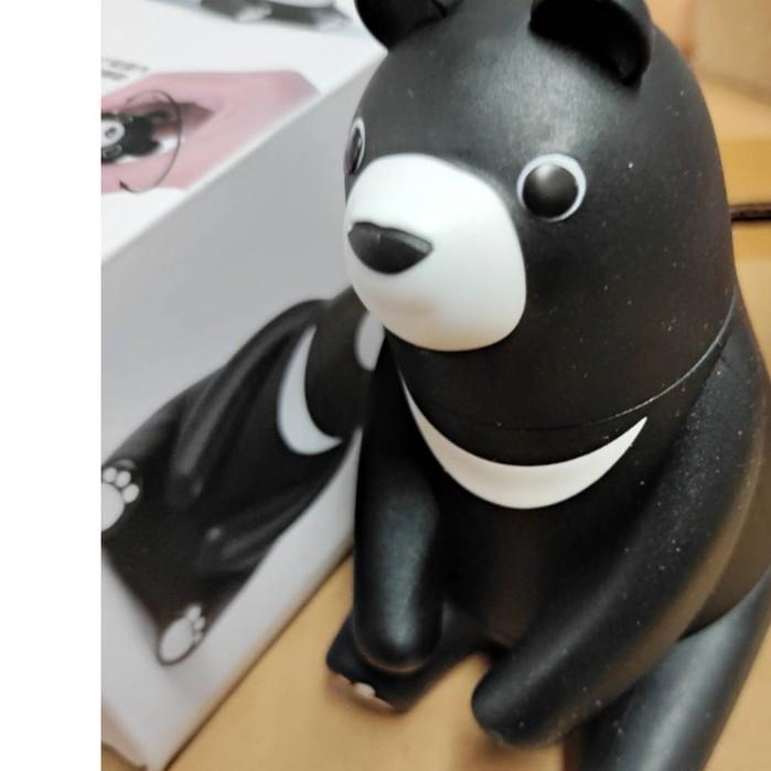 中鋼股東會紀念品 熊愛台灣棘輪起子工具組 (中鋼 中鴻鋼) 照片無修圖 白白的灰灰的髒髒的