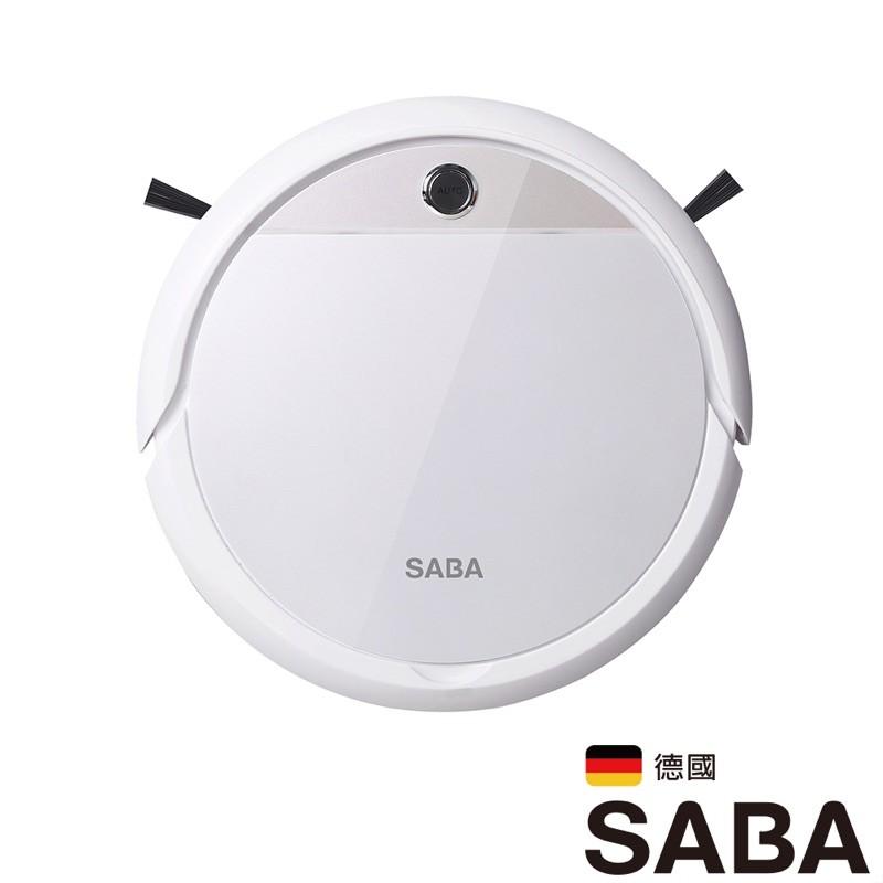 現貨🇩🇪開發票 德國SABA路徑導航掃地機器人 SA-HV13DS 旺德電通 陀螺儀定位