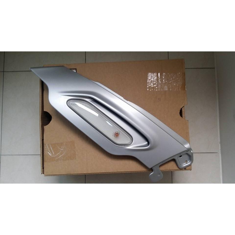 MINI R60副駕側葉子板方向燈裝飾板(非S用)
