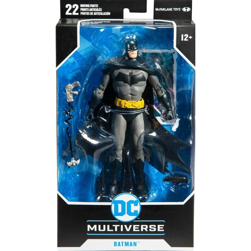 {克拉克玩具} DC Multiverse BATMAN 麥法蘭 7吋 蝙蝠俠