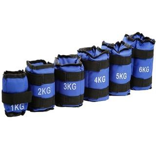 舞蹈學生沙袋綁腿綁手沙包跑步1-6公斤負重跑步沙袋綁腿b15 桃園市