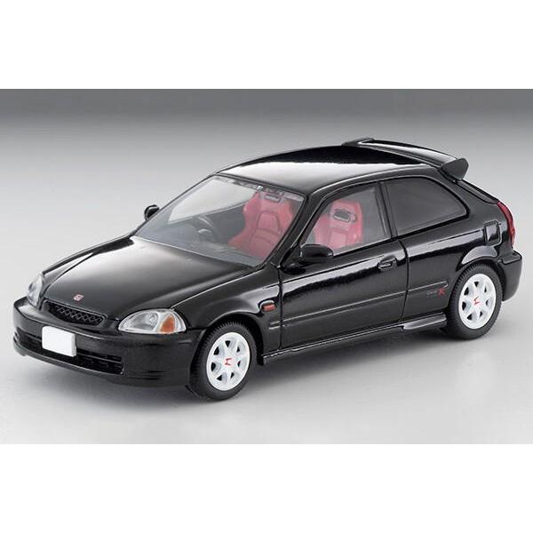 《樂達》現貨 代理版 Tomytec LV-N158c Honda Civic Type R 黑 314134