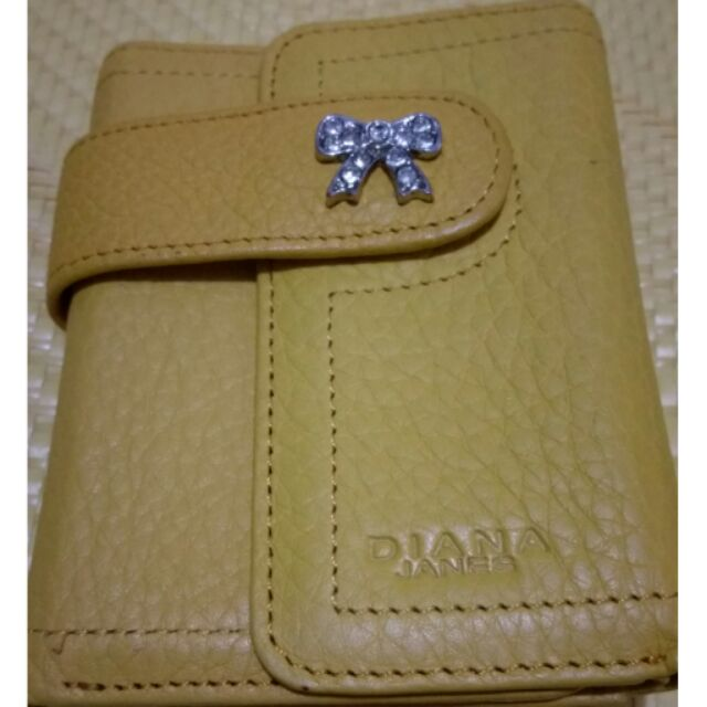 Diana Janes皮夾