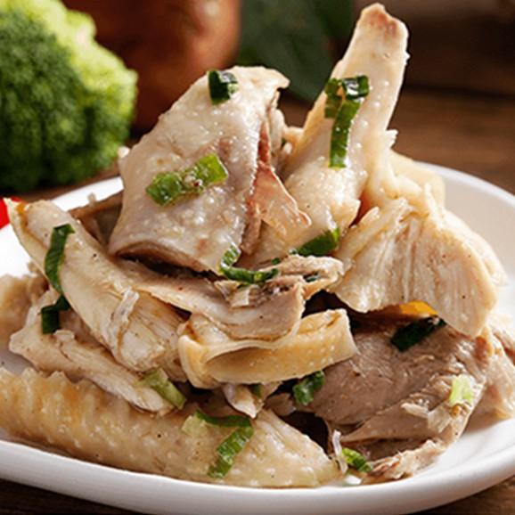 【泰凱食堂】超人氣去骨椒香鹹水雞