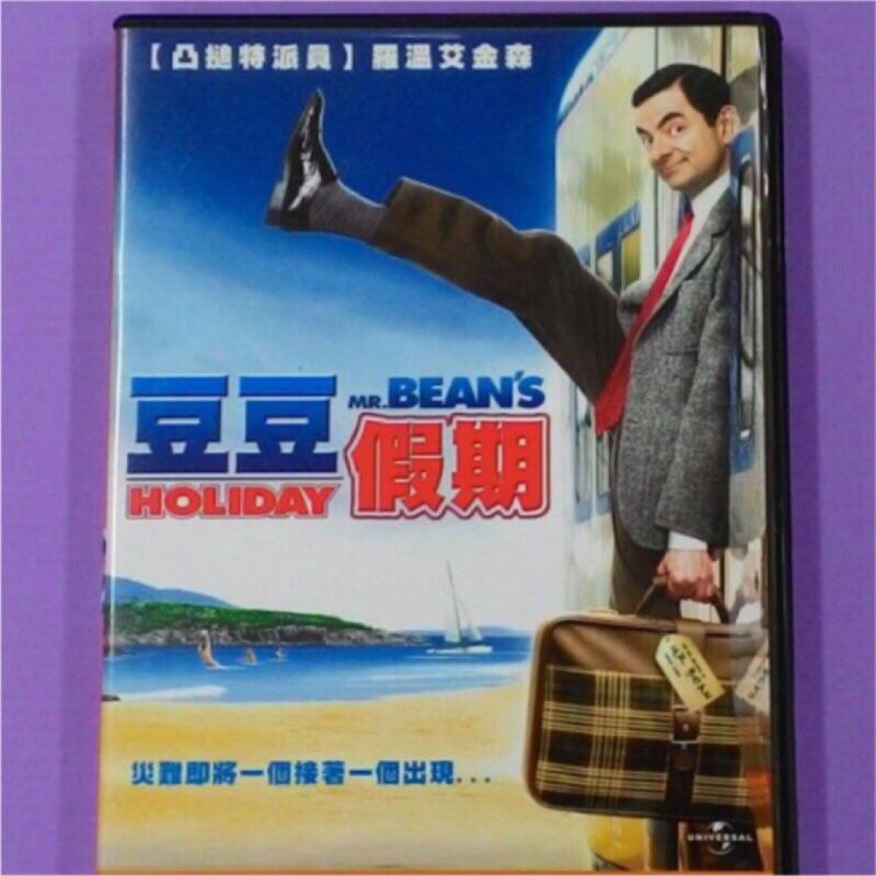 豆豆假期 DVD 豆豆先生