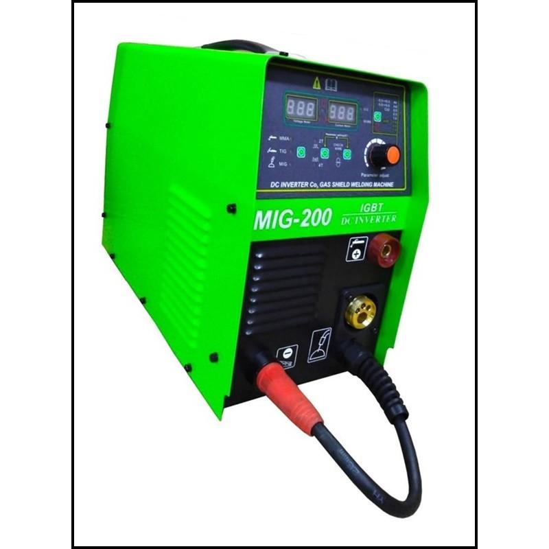 【中台工具】台灣製造 上好牌 MIG-200 電焊機 焊接機 免CO2焊機 MIG200