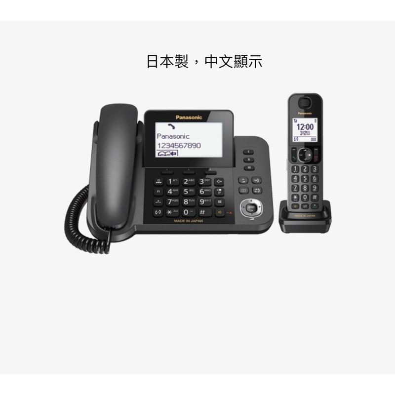 Panasonic KX-TGF310TWJ 無線電話