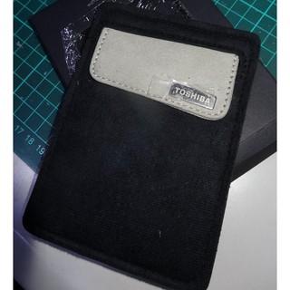 點子電腦-北投...全新◎ TOSHIBA 2.5吋 外接硬碟防震包◎黑色款 有線材收納處,60元 臺北市