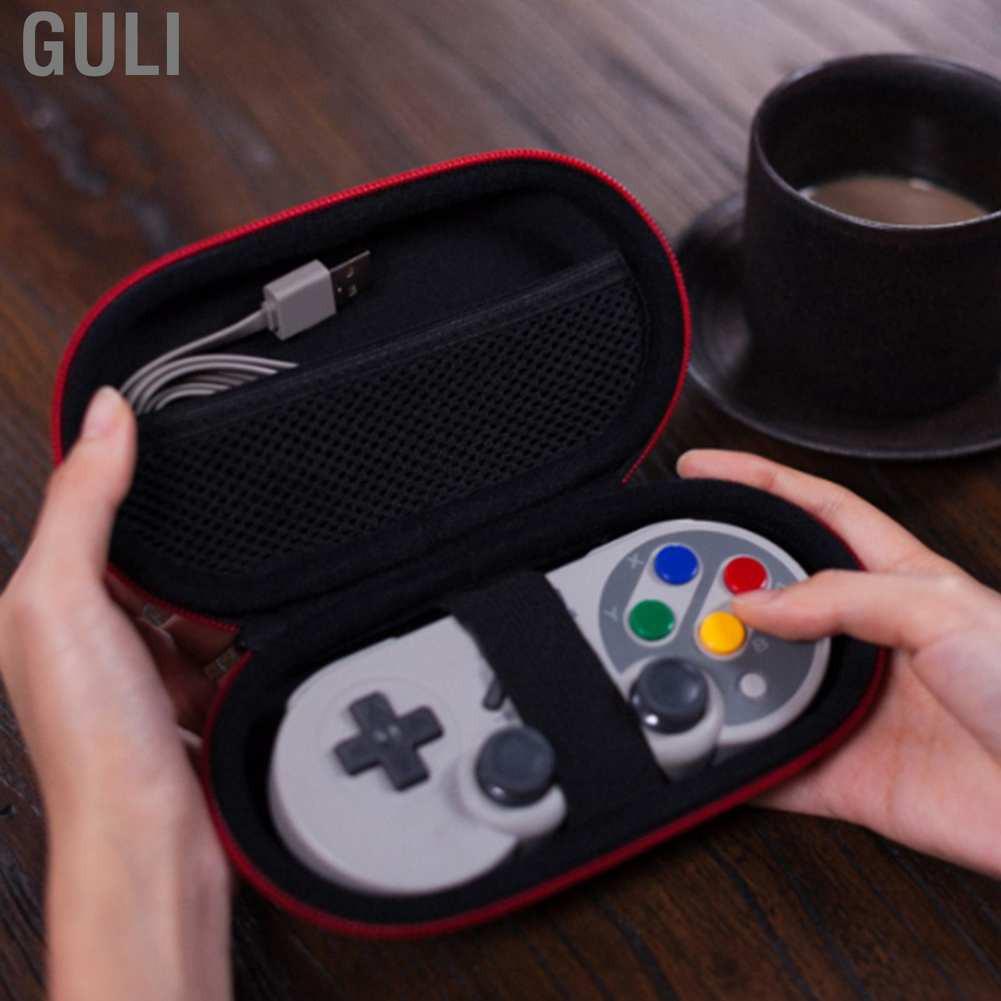 Guli 適合8BitDo便攜式手柄控制器EVA遊戲手柄旅行