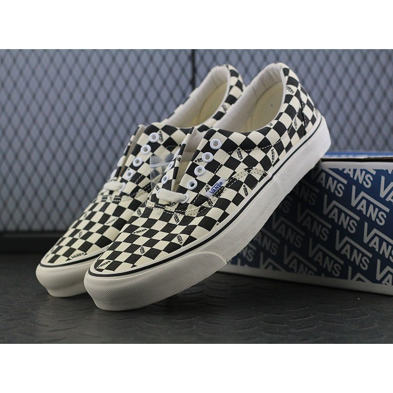 vans vault og era lx checkerboard