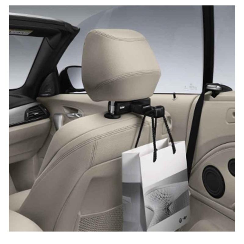 BMW德國原廠精品 多功能旅行套件 可拆卸式置物掛勾(現貨供應不用等喔)