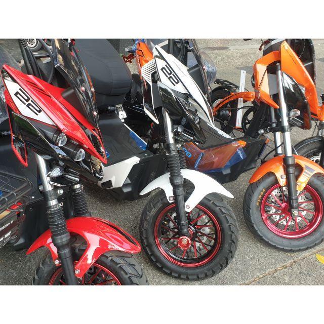 戰狼電動車 電動自行車 電動機車 60v2000w馬達 現在特價26000 還有多款電動自行車