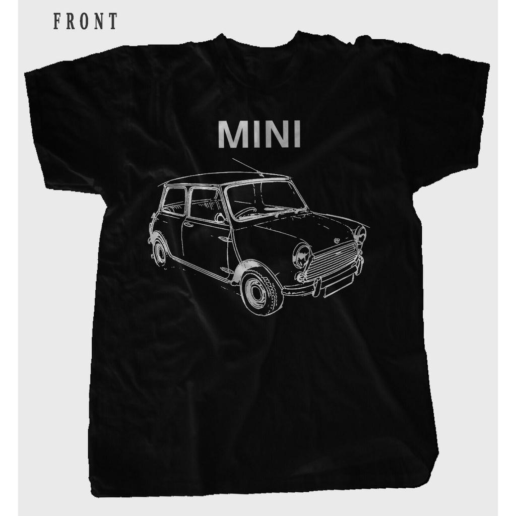 Mini Cooper-Classic Car-Logo T 恤热卖