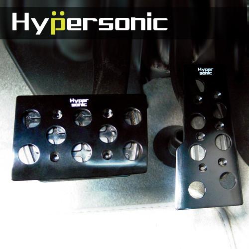 Hypersonic R式洞洞自排踏板 汽車精品 汽車百貨 HP2406