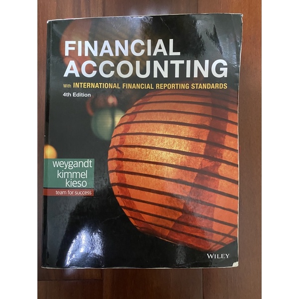 Financial Accounting 4th (二手)