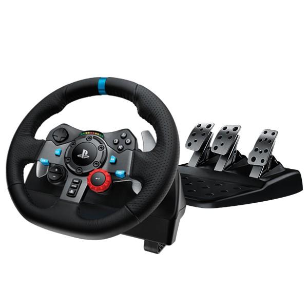羅技 G29 DRIVING FORCE 賽車方向盤 支援PS4 雙馬達力回饋