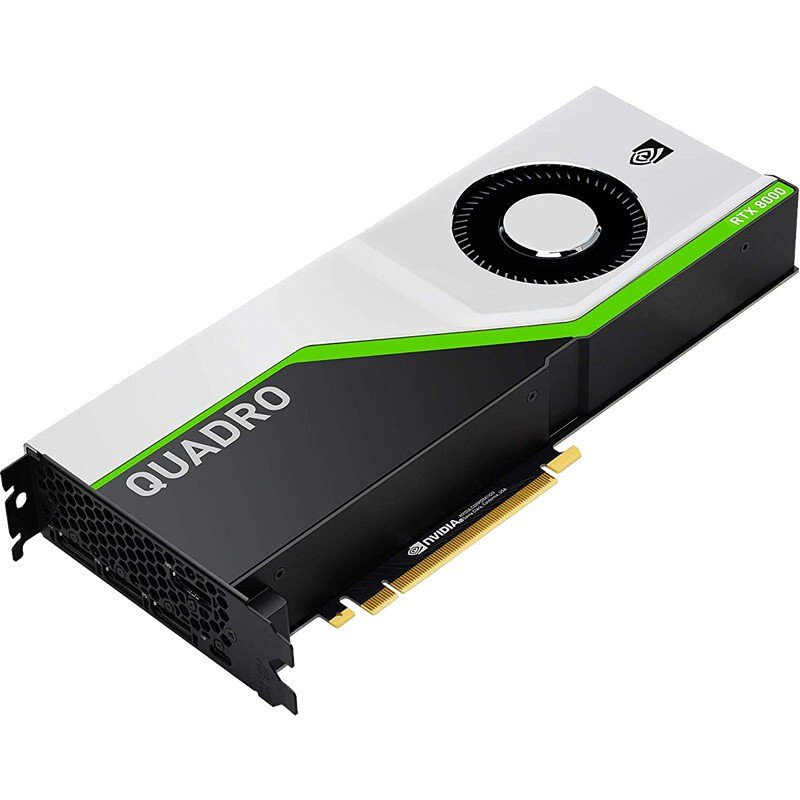 NVIDIA英偉達RTX A4000/RTX A5000/RTX A6000/RTX8000專業顯卡