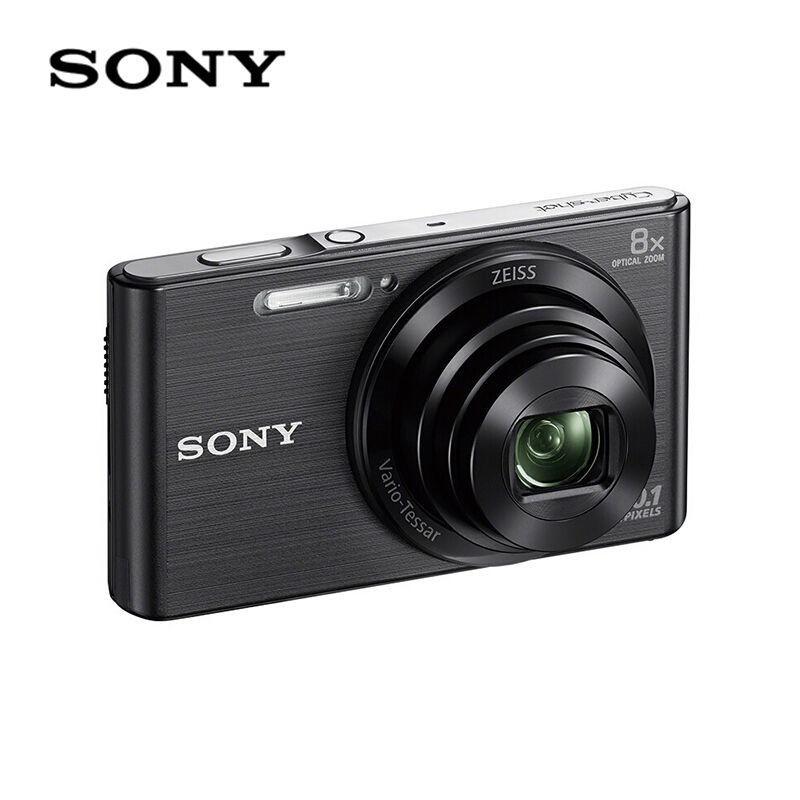 【現貨】索尼(SONY)W830高清數碼照相機 家用 卡片機 旅游 隨身便攜