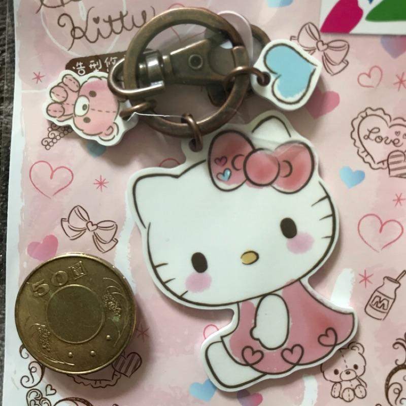 🌟現貨🌟Hello kitty 造型悠遊卡-愛心💗.Hello kitty 悠遊卡