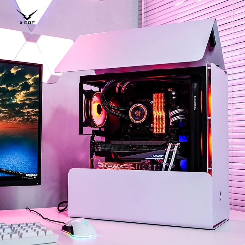 LUUD原創館 AZZA 808/i7 11700K RTX3060/3070/3080ti/3090華碩水冷電腦主機