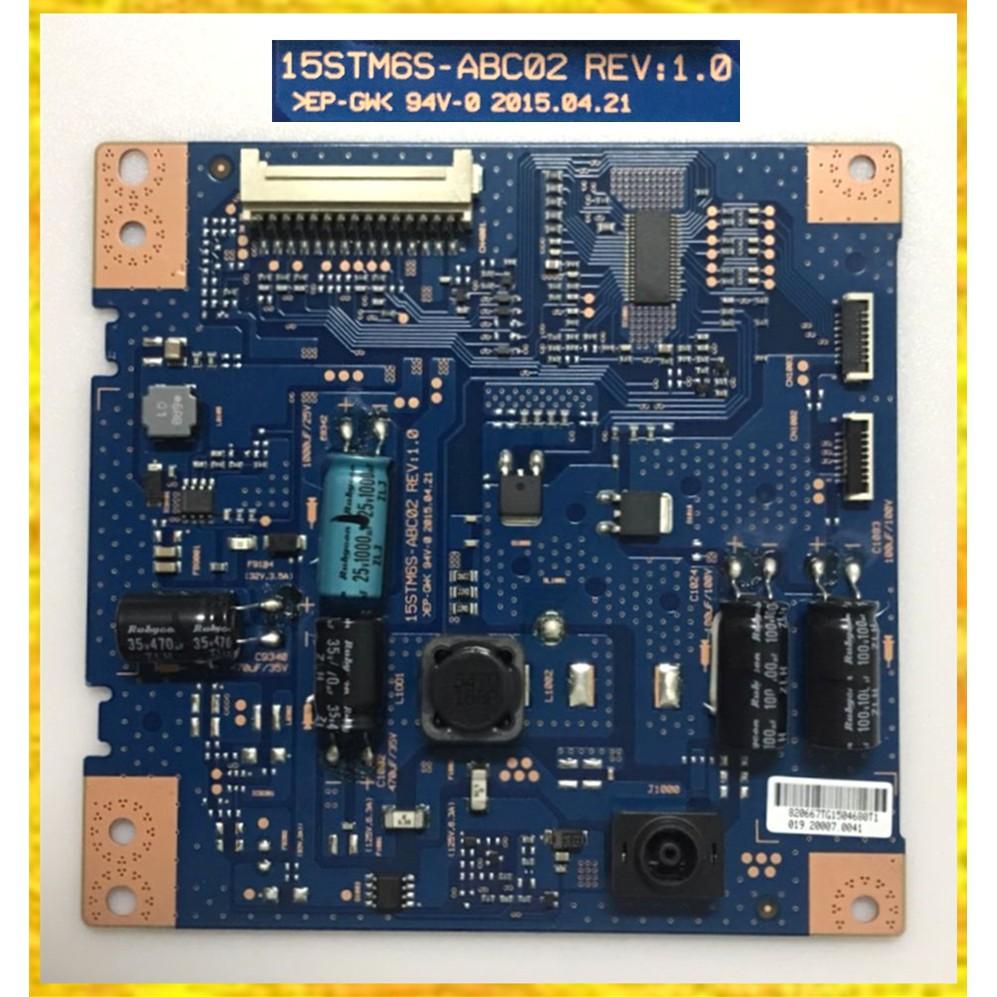 SONY KDL-43W800C 恆流板 15STM6S-ABC02 REV 1.0