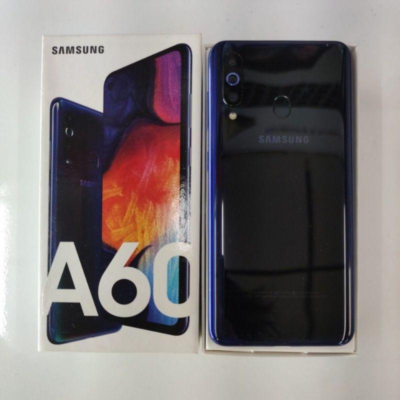 二手美機SAMSUNG A60 6/128G配件齊全