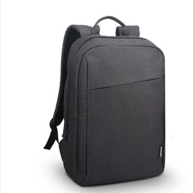聯想原裝B210後揹包15.6寸筆電揹包男簡約旅行多功能大容
