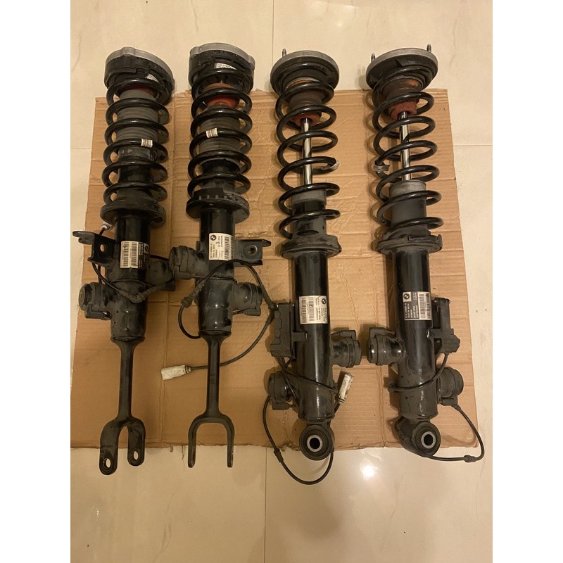 BMW F10 535i 原廠電子避震器