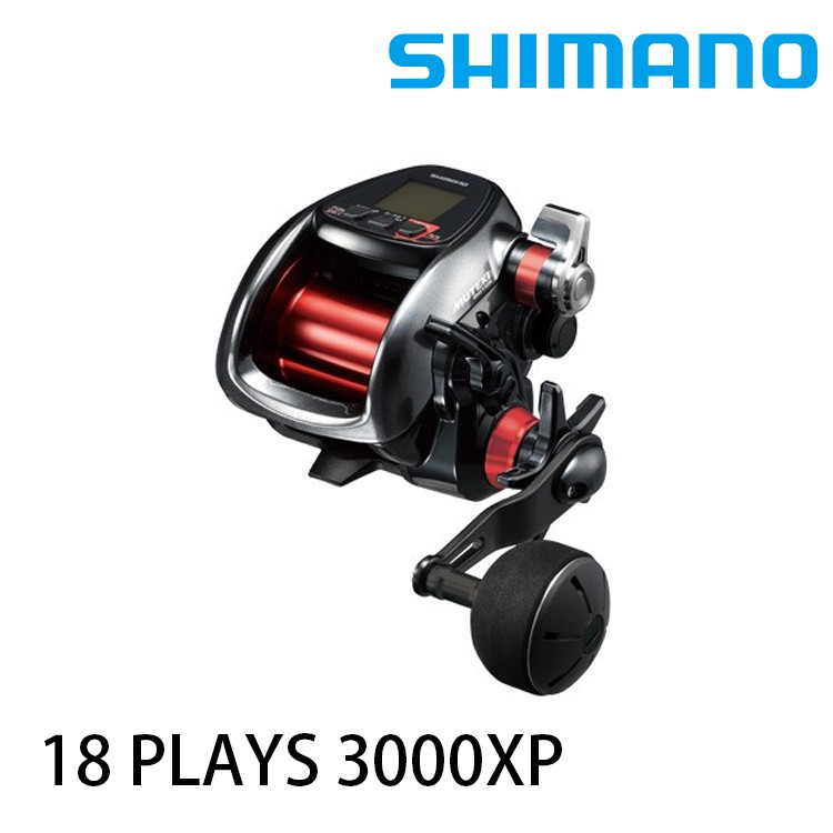 SHIMANO 18 PLAYS 3000XP 電捲  [漁拓釣具]