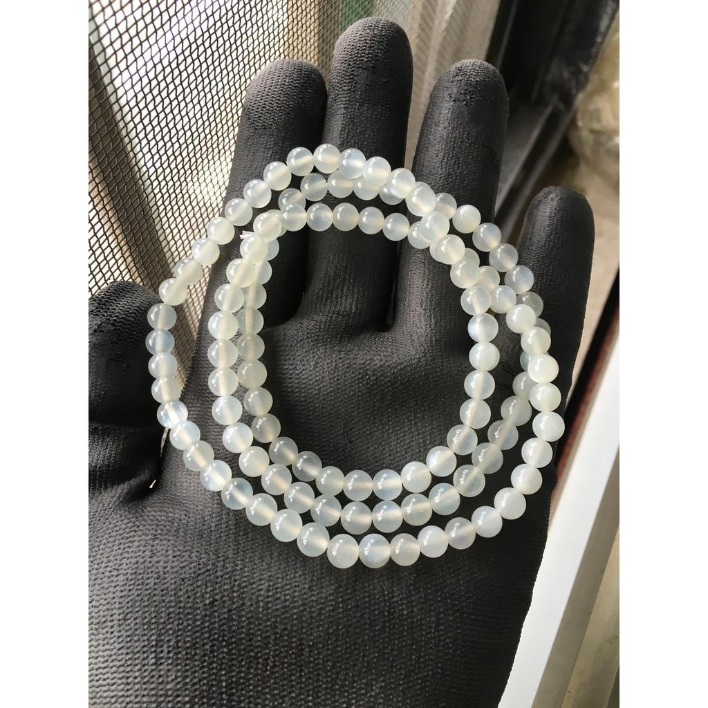 澄豐水晶寶石/天然水晶寶石/手鍊/手珠/手排/手飾品/天然奶油體月光石手繞珠C10A01