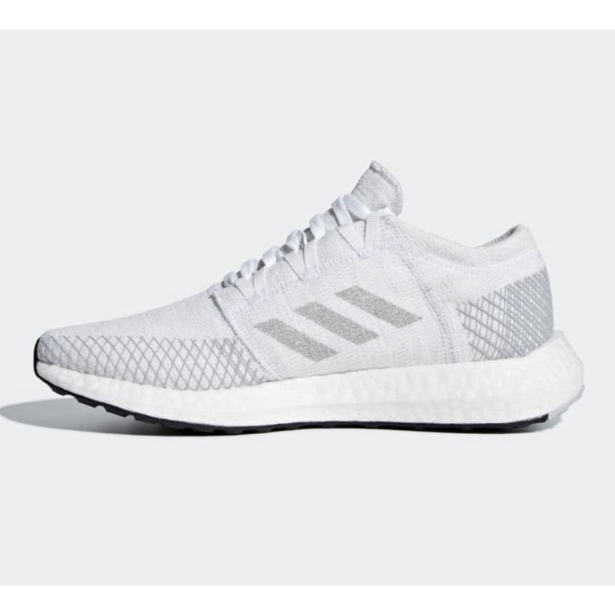 全新正品現貨 Adidas PureBOOST GO 張鈞甯 B75664 小白鞋 編織鞋 愛迪達 慢跑鞋 透氣