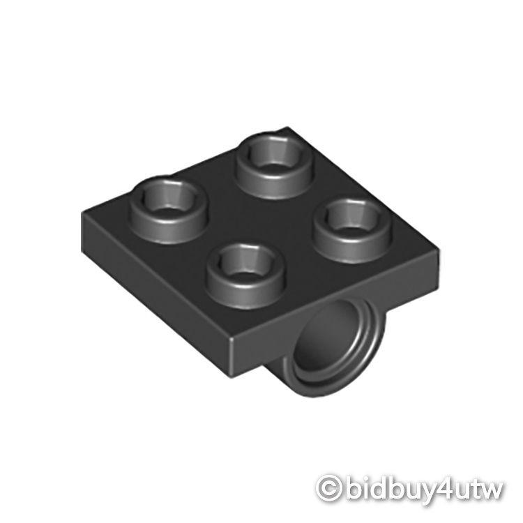 LEGO零件 變形平板磚 2817 黑色 281726【必買站】樂高零件