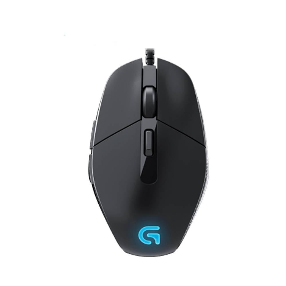 羅技 G302 MOBA 電競滑鼠 /4000dpi/6個可自訂/欣亞數位【客訂商品 聊聊詢問】