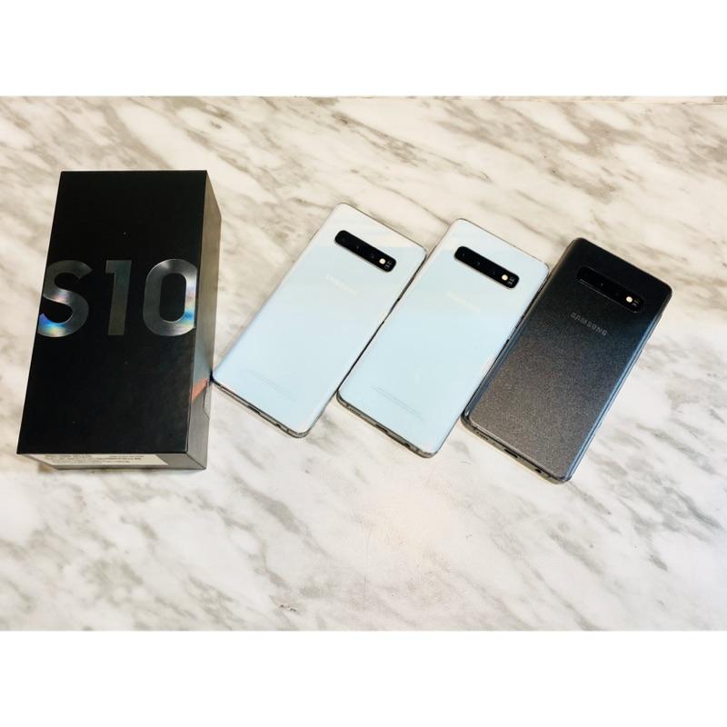 🏖9/23更新!降價嘍🏖 二手機 台灣版Samsung S10(6.1吋 8G 128GB 指紋辨識 臉部解鎖 )
