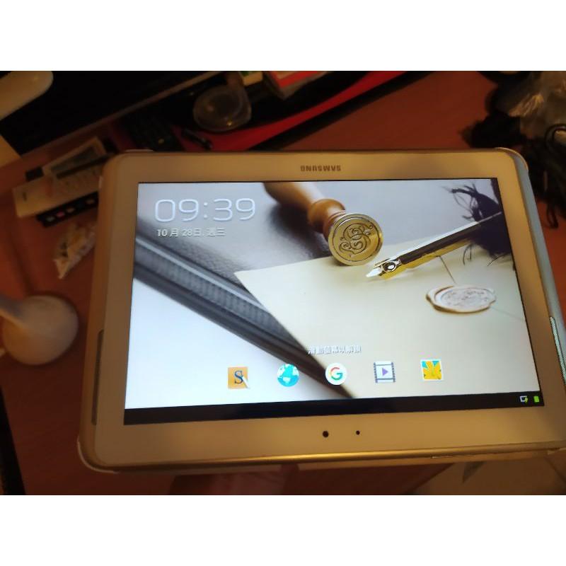 二手 三星 N8010 十吋平板 note 10.1