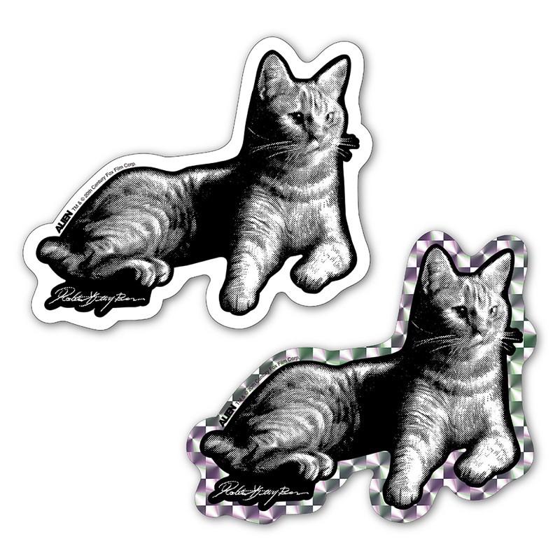 ALIEN x Rockin'Jelly Bean 聯名貼紙 - Jonesy 雷普莉的貓