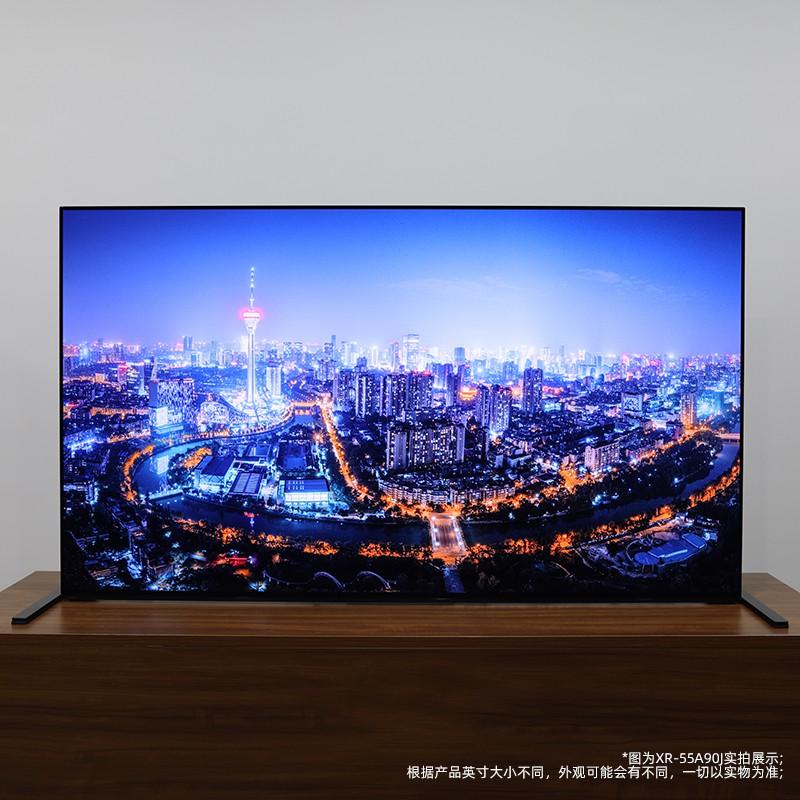 ☆台湾热销包邮☆Sony/索尼 XR-55A90J 55英寸4K超高清智能安卓液晶OLED电视A80J