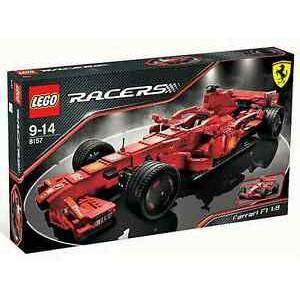 [玩樂高手附發票] 樂高 LEGO 8157 法拉利F1