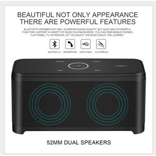 亞馬遜.智慧多功能音箱 無線藍牙音箱 觸摸設計 带通話雙喇叭震撼音質 內建重低音加強處理器 彰化縣