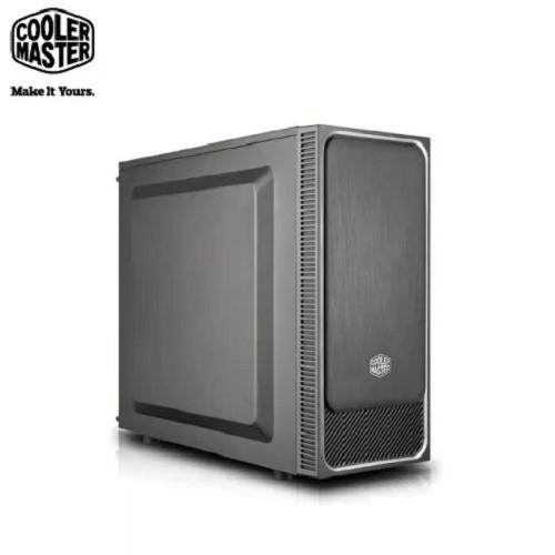 CM 酷碼 MasterBox E500L 電腦機殼-銀